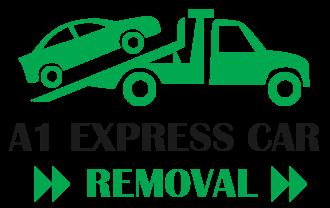a1 express car removal Logo